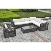 Big round wicker rattan furniture set