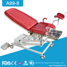 A99-8 Gynecology Childbirth Obstetric Operating Delivery Bed Table
