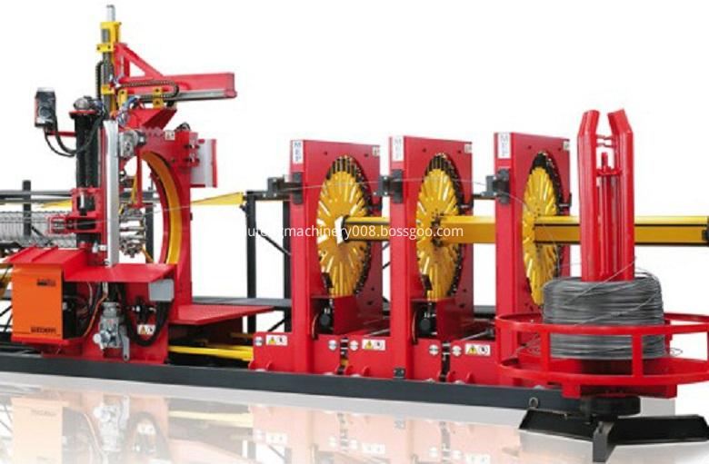Cage Welder Machine