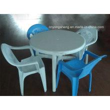 Moule en plastique de la Table à manger (ys98)