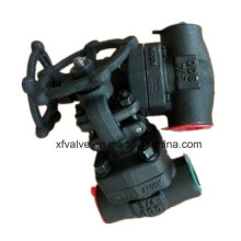 API602 Forged Carbon Steel A105 Welding Gate Valve