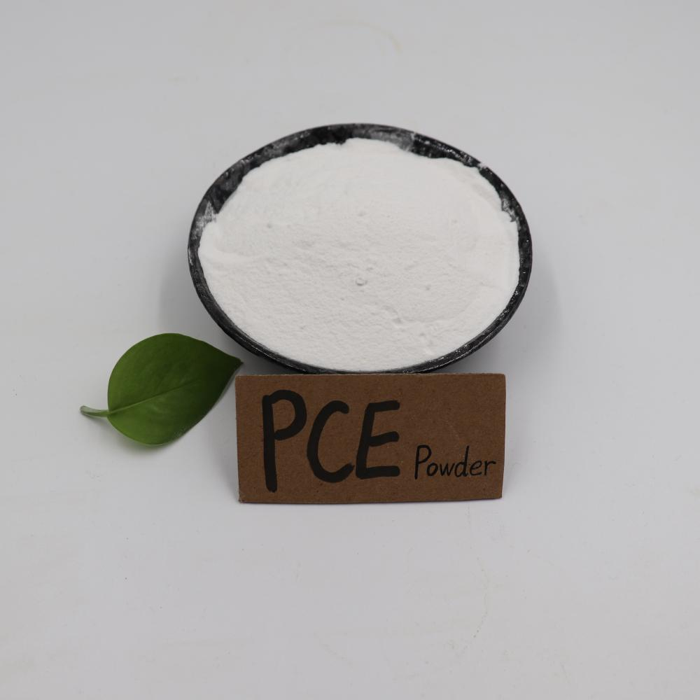 High Grade Concrete Water Reducer Pce Powder