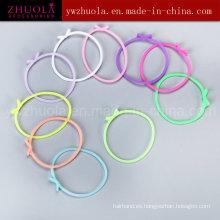 2016 Venta caliente silicona caucho Wristband