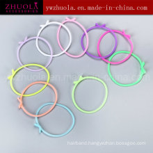 2016 Hot Sale Silicone Rubber Wristband