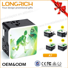 New Special Christmas Worldwide indian travel plug adapter