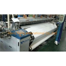 Toyota T710 280cm Air Jet Loom Year 2006 High Speed Loom Double Nozzles with 1761A Positive Cam