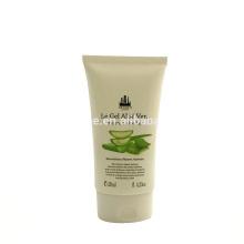 soft empty custom 120 ml moisture aloe vera gel cosmetics tube