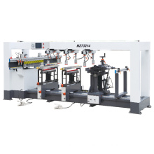 Four-Lining Multi Axle Wood Drilling Machine