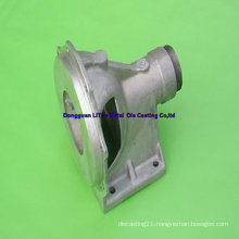Housing Oil Parts with SGS, ISO9001: 2008/Die Casting