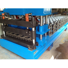 Roofing Glazed Tile Roll Forming Machine, Roof Tile Roll Forming Machine