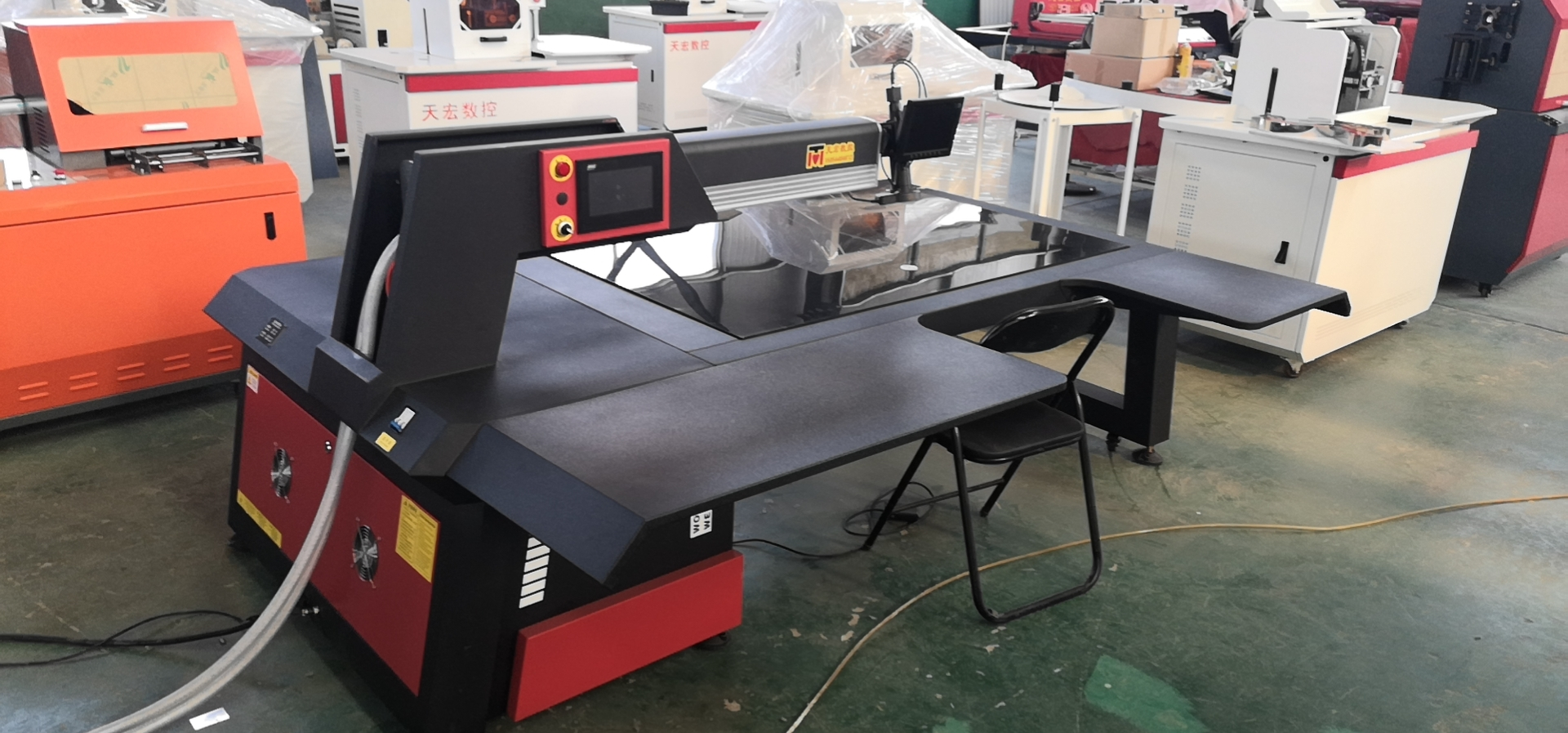 Platform Welding Equipment