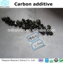 Calcined anthracite coal F.C 95/Carbon raiser for Steelmaking