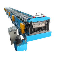 Máquina formadora de rolo de plataforma metálica Yx114