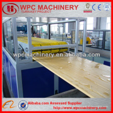 Placa PVC / PE WPC