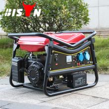 BISON China Taizhou 5KW neuer Schmetterling konkurrenzfähiger Preis 6.5HP Benzingenerator