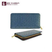 HEC Brand Wholesale Ladies Cell Phone Purse Long Zipper Wallet For Women