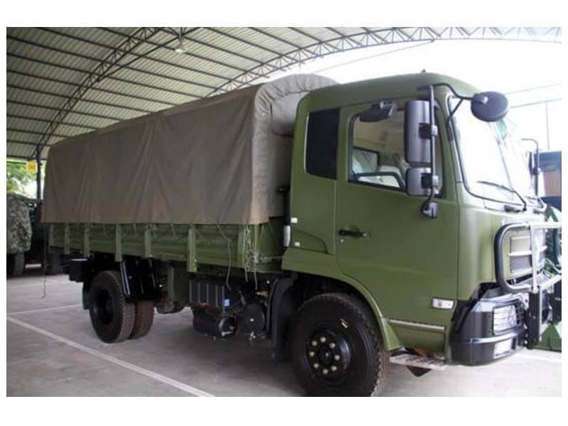 Dongfeng EQ1120 4x4 Military Truck Troop Truck