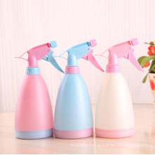 Garden Water Sprayer Gardening watering pot hand pressure spray bottle plastic watering cans sprinkling kettle
