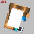 Jumelles de télémètre laser optique professionnel