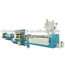HDPE /PVC Double Wall Corrugated Pipe Production line