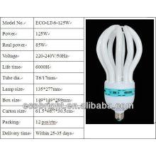 Lotus 125w энергосберегающих ламп накаливания