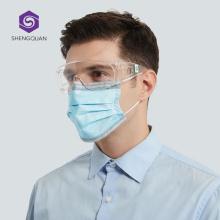 Одноразовая маска для лица для наружной защиты