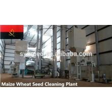 planta de limpieza de semillas de trigo