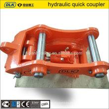 Attelage hydraulique pour Excavatrice, accessoires pour pelle