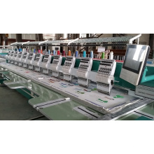 1200rpm High Speed Embroidery Machine with High Productivity