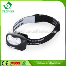 1W high brightness high power camping hiking rechargeable led headlamp