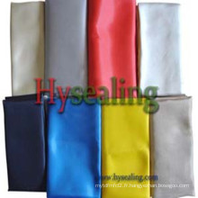 Tissu spécial en fibre de verre traité avec feuille d'aluminium