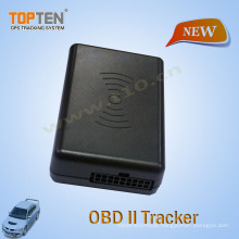 OBD II Connector GPS Car Alarm +GPS Tracker Tk218 Support Can Bus, Center Control, GPS with Remote (WL)