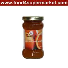 High Suagr Peach Flavour Fruit Jam