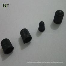 Válvulas del neumático de la rueda del coche universal ABS / PP Válvula del neumático de la válvula del neumático de la bicicleta del automóvil del automóvil Casquillo de la boca Tapa del polvo Válvula del neumático de la rueda Stem Caps Kxt-Vc12