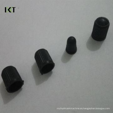 Válvulas del neumático de la rueda del coche universal Válvula del neumático de la válvula del neumático de la bicicleta del automóvil del ABS Tapa de la boca Válvula del neumático Válvulas del tallo Kxt-Vc04