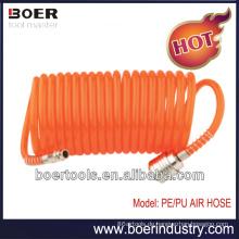 Spiralluftschlauch PE-PU-Material