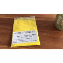 Themochromic pigment/temperature change powder