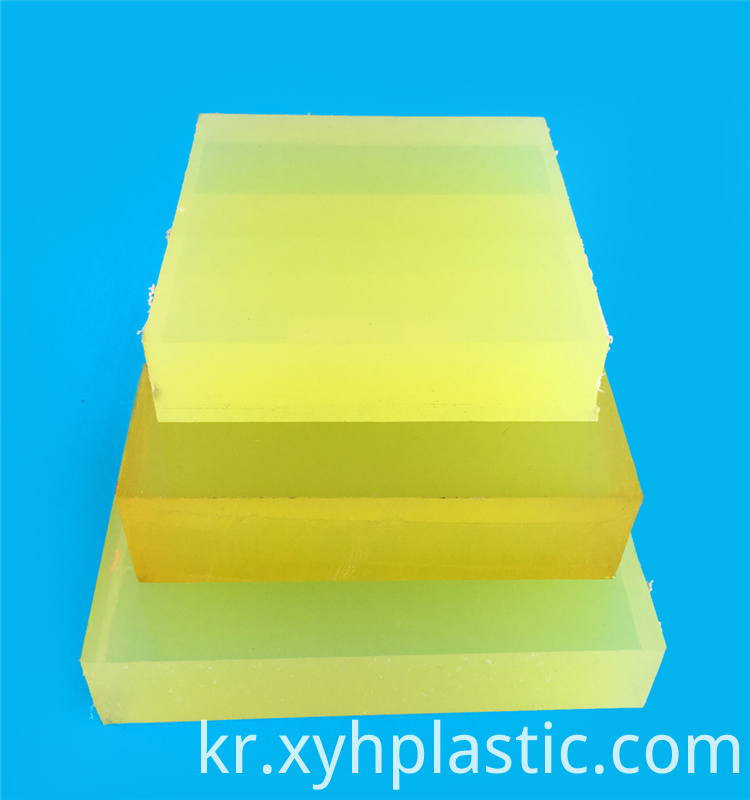 Polyester Type PU Sheet