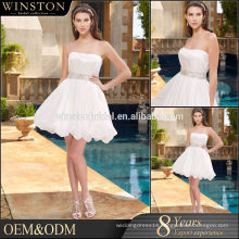 Top Quality Guangzhou Factory Real Sample Latest Alibaba private label wedding dresses