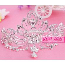 Wholesalecolorful rhinestone pageant couronne couronne de mode