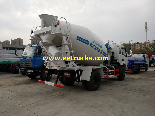 Cement Transport Truck