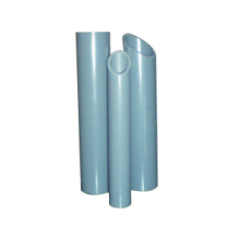 Lsz65 / 132 Linha de fornecimento de água de PVC / extrusão de tubo de drenagem