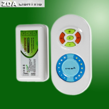 12-24V 2.4G toque remoto LED dimmer
