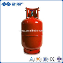 Bouteille de gaz GPL portable de 12,5 kg pour barbecue