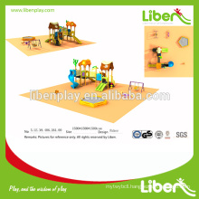 Used Kids Outdoor Playground Equipment Big Slides for Sale