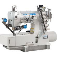 Zuker Pegasus computador acionamento direto leito do bloqueio a máquina de costura com ajustador automático (ZK 500-01DA-UT)