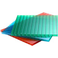Plastic wall solar panels orange cellular suppliers factory price thin film plastic shed multiwall polycarbonate sheet