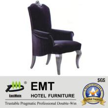 Современный обеденный стул для Star Hotel (EMT-HC92)