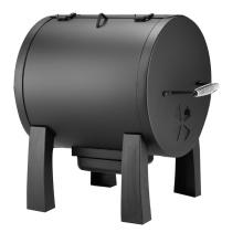 2016 New Design Barrel BBQ Smoker Box Grill