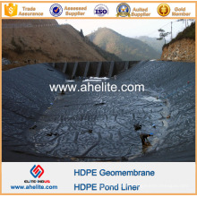 Forro da represa do HDPE do PVC de LDPE LLDPE EVA